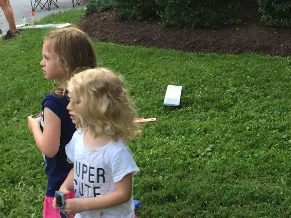 Family-Kids Dessert Event 8-21-17